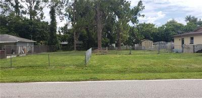 Fort Myers Residential Lots & Land For Sale: 13035 Caribbean Blvd