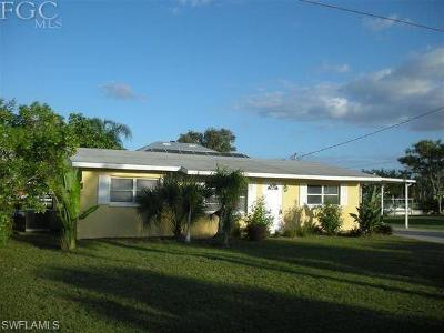 Bonita Springs, Cape Coral, Captiva, Estero, Fort Myers, North Fort Myers Single Family Home For Sale: 24544 Kingfish St