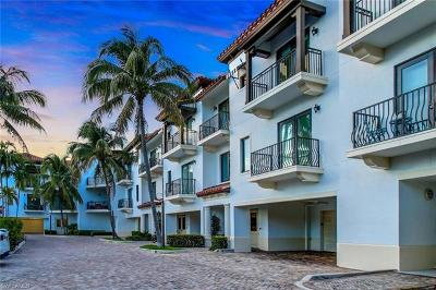 Naples FL Condo/Townhouse For Sale: $1,750,000