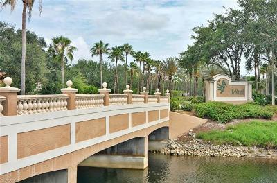 Naples Condo/Townhouse For Sale: 5944 Sand Wedge Ln #1107