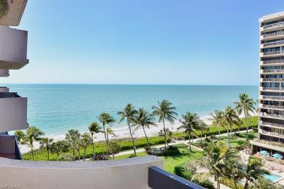 Naples Rental For Rent: 4001 Gulf Shore Blvd N #500