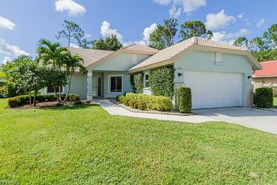 Naples Single Family Home For Sale: 4368 Royal Wood Blvd