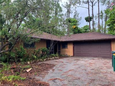 Naples FL Single Family Home For Sale: $279,900