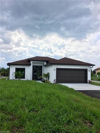 Naples FL Single Family Home For Sale: $269,900