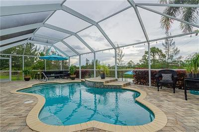 Cape Coral Single Family Home For Sale: 3713 NE 12th Pl