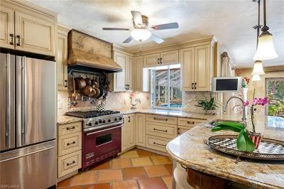 Golden Gate Estates Single Family Home For Sale: 5900 Painted Leaf Ln N