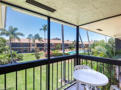 Marco Island Condo/Townhouse For Sale: 56 Greenbrier St #2-205
