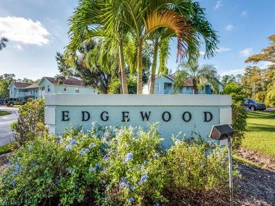 Naples Condo/Townhouse For Sale: 5739 Whitaker Rd #A203
