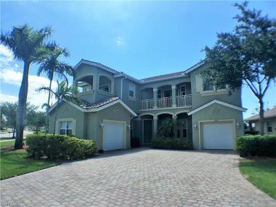 Naples Single Family Home For Sale: 1668 Double Eagle Trl