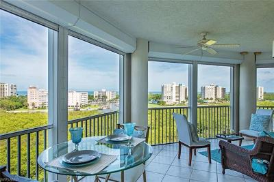 Naples FL Condo/Townhouse For Sale: $839,000