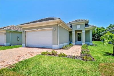 Naples FL Single Family Home For Sale: $379,000