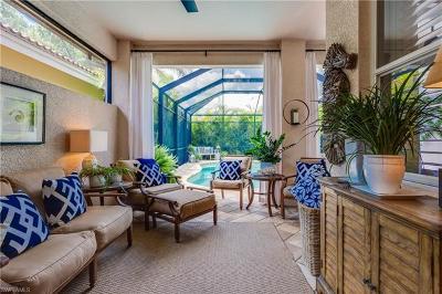 Naples Single Family Home For Sale: 108 April Sound Dr