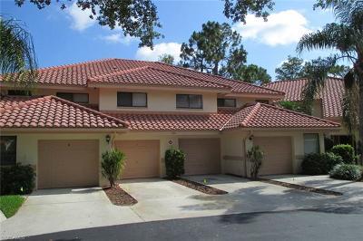Golden Gate Estates Condo/Townhouse For Sale: 206 Bennington Dr #5