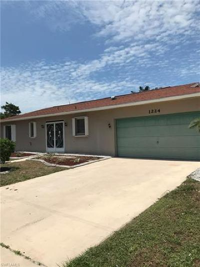 Marco Island Rental For Rent: 1224 Bluebird Ave