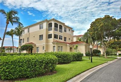 Fort Myers Condo/Townhouse For Sale: 14341 Harbour Links Ct #21B