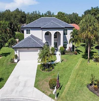 Naples FL Single Family Home For Sale: $1,050,000