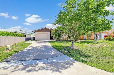 Naples Single Family Home For Sale: 541 104th Ave N