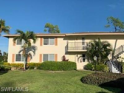 Naples Condo/Townhouse For Sale: 212 Albi Rd #2434