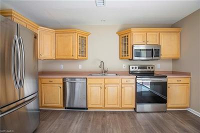 Collier County, Charlotte County, Lee County Condo/Townhouse For Sale: 1165 Palm Ave #9D