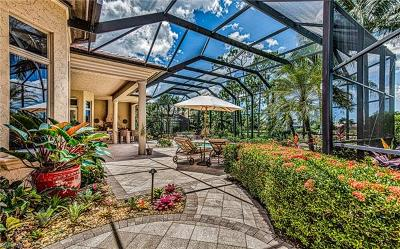 Collier County Single Family Home For Sale: 2803 Wild Orchid Ct