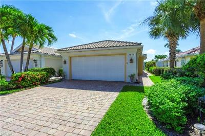 Collier County Single Family Home For Sale: 4672 Ossabaw Way