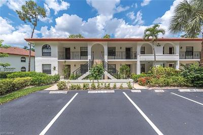 Naples Condo/Townhouse For Sale: 905 Augusta Blvd #905-6