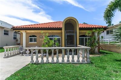 Naples Park Single Family Home Pending With Contingencies: 522 92nd Ave N