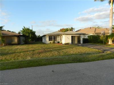 Naples Park Single Family Home For Sale: 683 106th Ave N