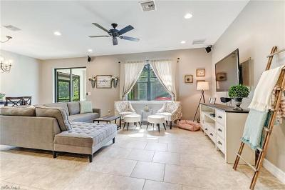 Naples Single Family Home For Sale: 14470 Tuscany Pointe Trl