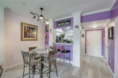 Estero Condo/Townhouse For Sale: 23600 Walden Center Dr #108