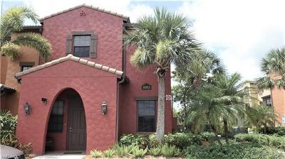 Naples Condo/Townhouse For Sale: 8993 Cambria Cir #19-1