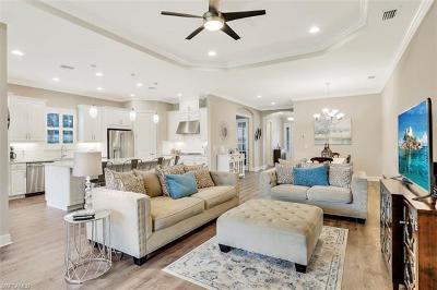 Naples Single Family Home For Sale: 8767 Cavano St E