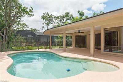 Naples Single Family Home For Sale: 2292 Royal Ln