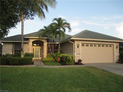 Naples, Bonita Springs Single Family Home For Sale: 2020 Timberline Dr
