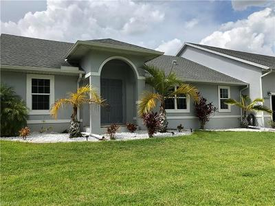 Fort Myers Single Family Home For Sale: 6990 Circle Dr