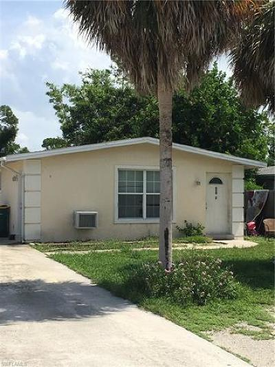 Naples Park Multi Family Home For Sale: 829 107th Ave N