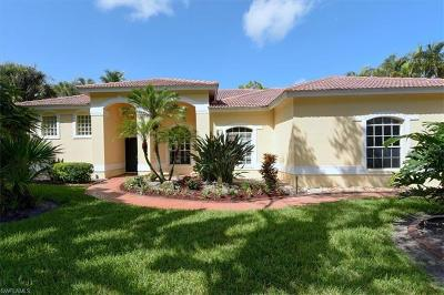 Bonita Springs Single Family Home For Sale: 9521 Cedar Creek Dr