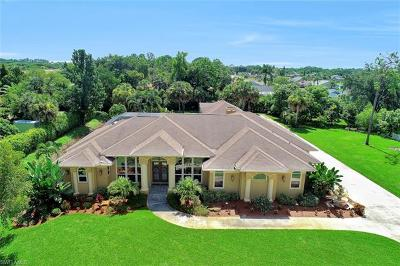 Sarasota, Naples Single Family Home For Sale: 10542 Winterview Dr