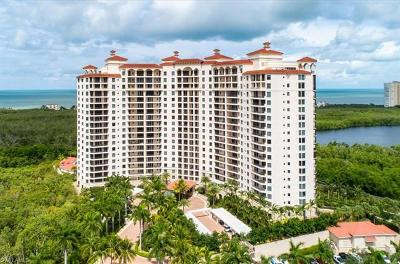 Naples Condo/Townhouse For Sale: 7575 Pelican Bay Blvd #101