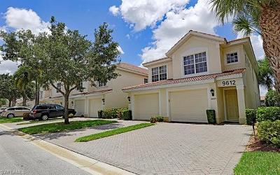 Fort Myers Condo/Townhouse For Sale: 9612 Hemingway Ln #3803