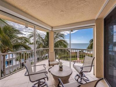 Naples, Bonita Springs Condo/Townhouse For Sale: 20 Seagate Dr #401