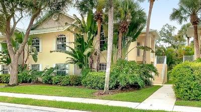 Naples Condo/Townhouse For Sale: 1240 Shady Rest Ln #102