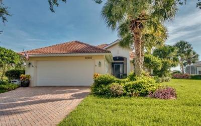 Fort Myers Single Family Home For Sale: 10507 Bella Vista Dr