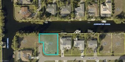 Lee County Residential Lots & Land For Sale: 245 SW 42nd Ter