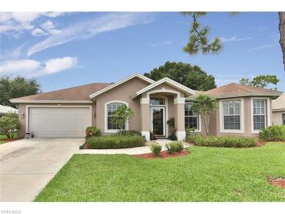 Naples Single Family Home For Sale: 274 Sawgrass Ct