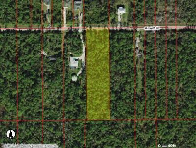 Naples Residential Lots & Land For Sale: 4740 16th Ave SE