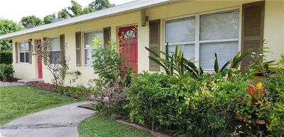 Goodland, Marco Island, Naples, Fort Myers, Lee Multi Family Home For Sale: 113 4th St