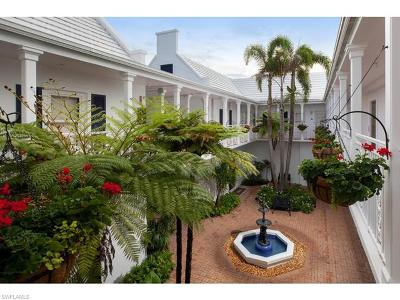 Naples Condo/Townhouse For Sale: 292 14th Ave S #G