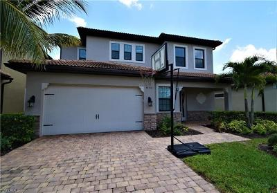 Naples Single Family Home For Sale: 14314 Tuscany Pointe Trl