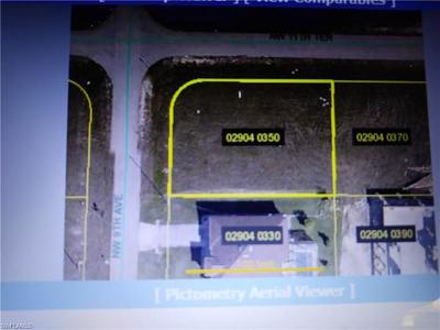 Lee County Residential Lots & Land For Sale: 1107 NW 9th Ave